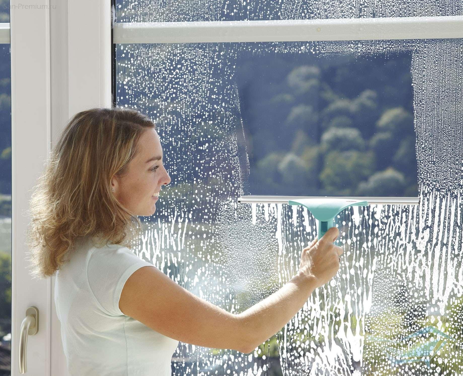 Чистые стекла и зеркала в доме — это легко