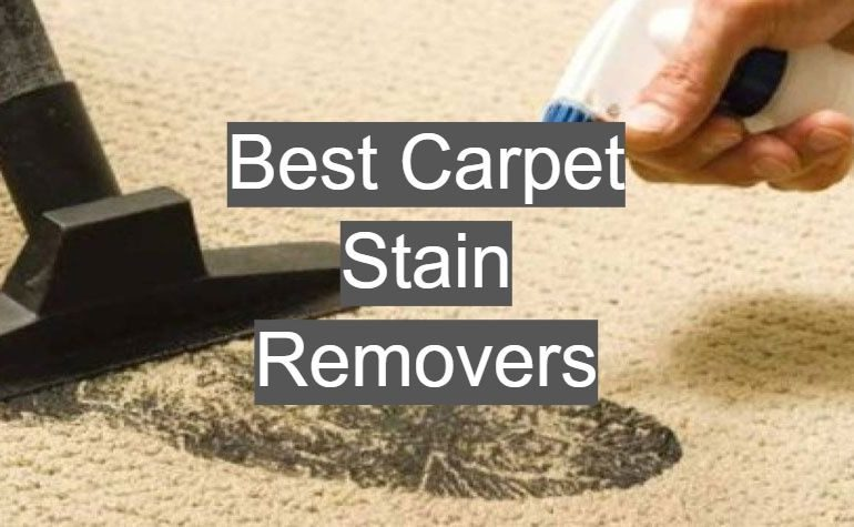 Топ 10 лучших зарубежных пятновыводителей для ковров и ковровых покрытий
