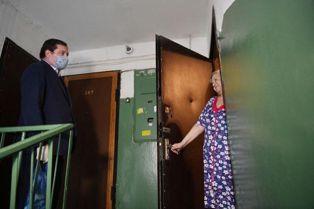 Алексей Островский поработал волонтером в Смоленске