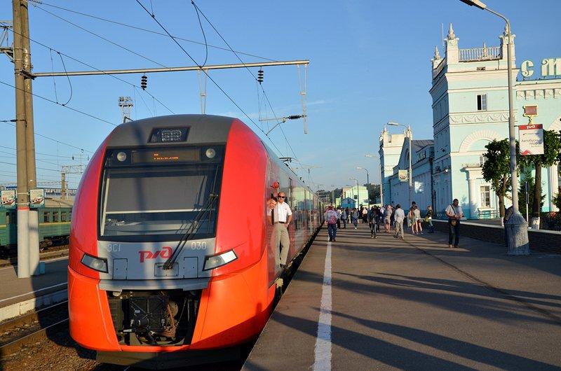 В курсирующих между Смоленском и Москвой «Ласточках» ввели дополнительные меры безопасности