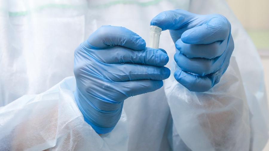 В России зафиксировали 5841 новый случай коронавируса за сутки