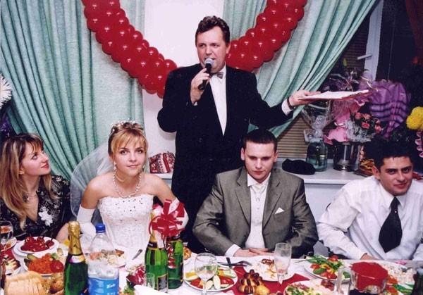 Каким должен быть ведущий на свадьбе?