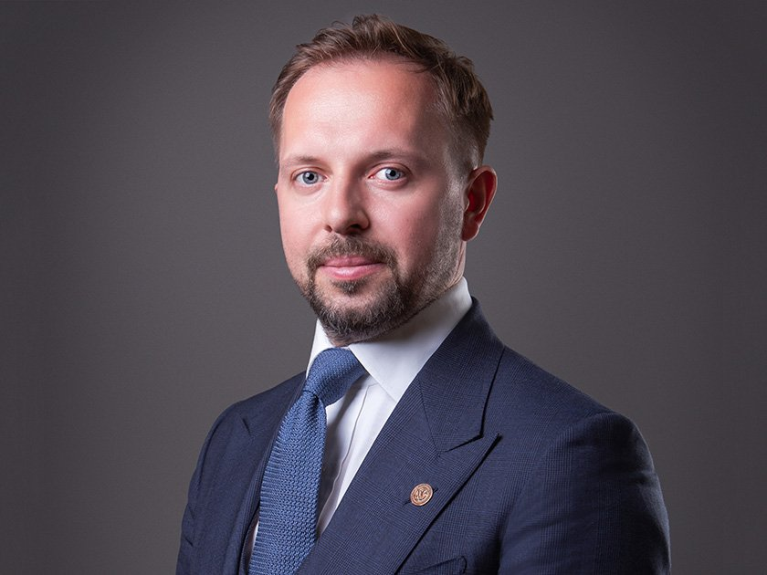 Александр Тищенко вступил в должность председателя правления банка «Зенит»