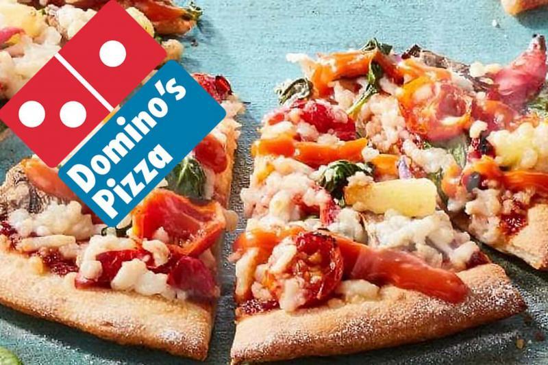 Незабываемая пицца от Domino's