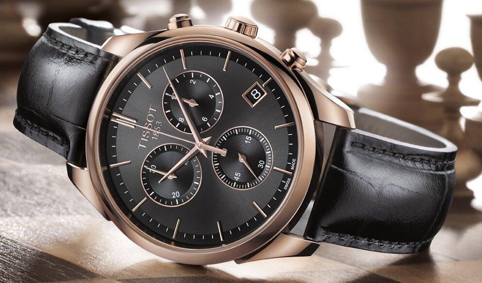 Элитные часы Tissot – идеальный аксессуар