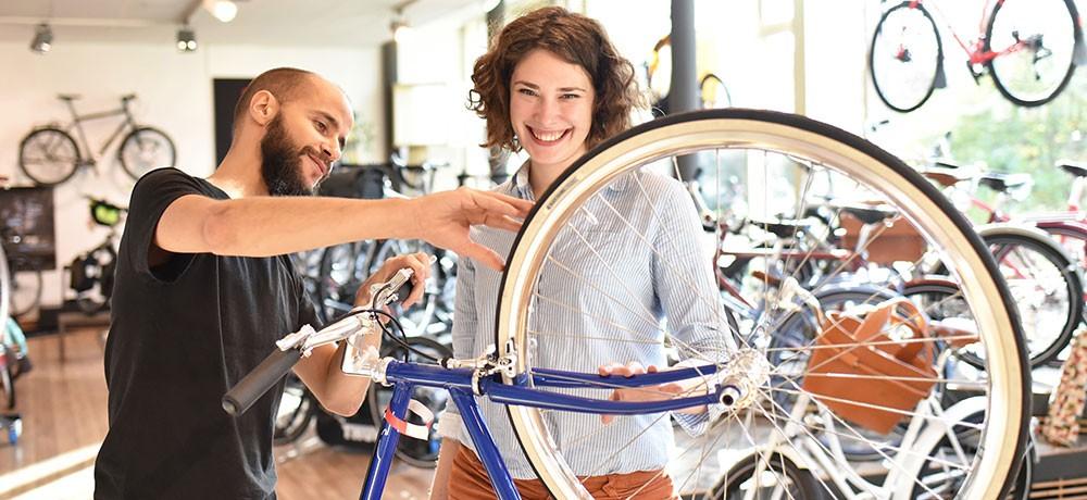 Особенности выбора велосипеда