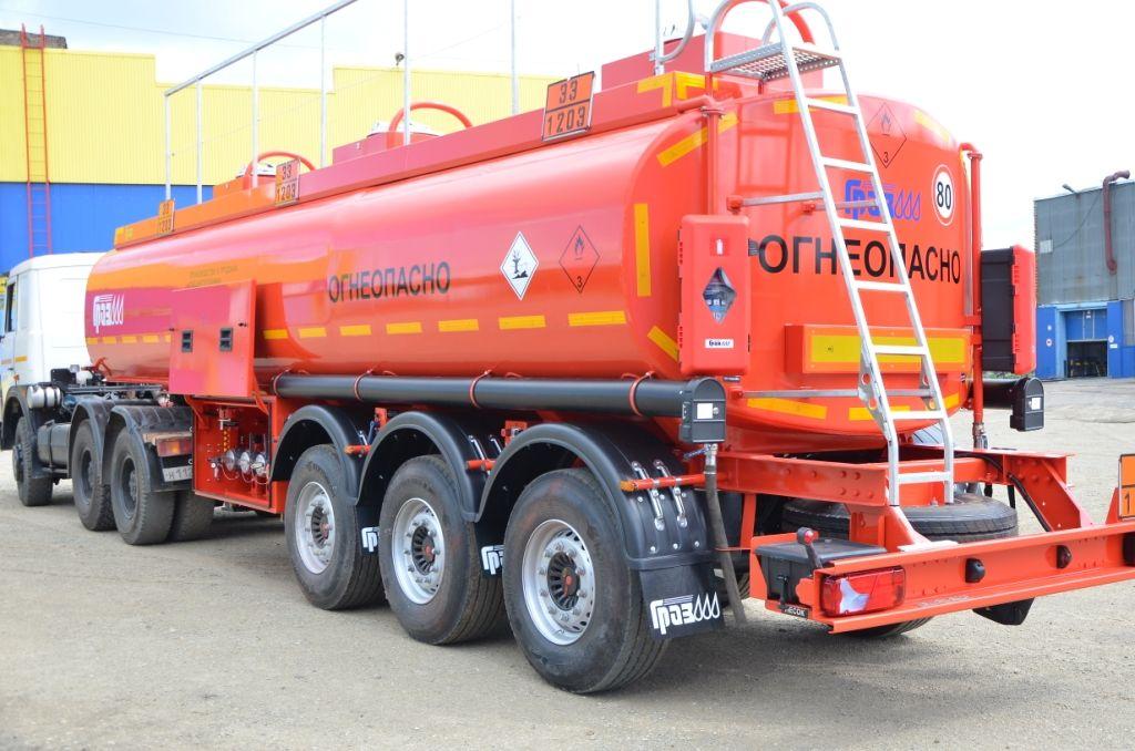Всё о топливозарпавщиках: объем, условия эксплуатации, технические характеристики.