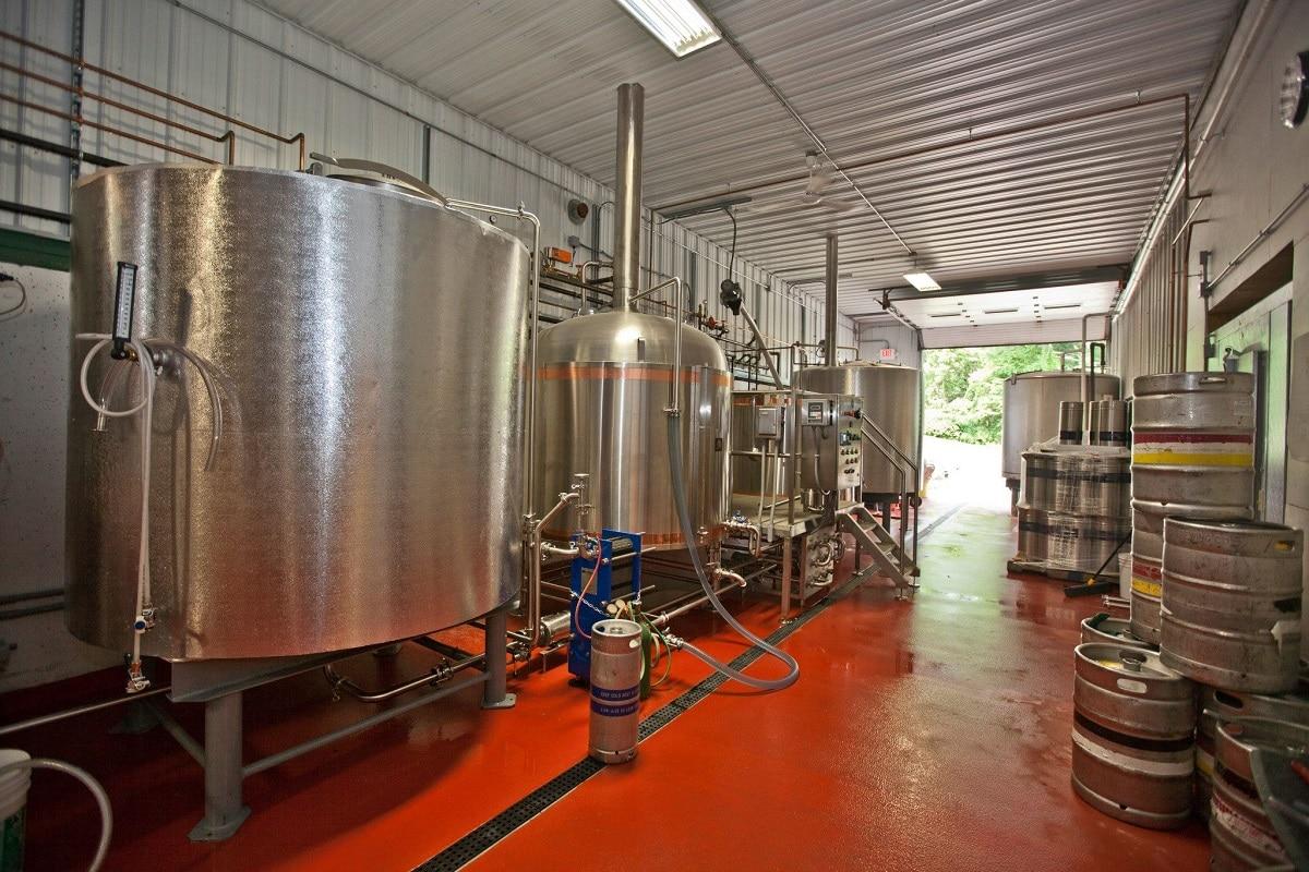 Популярные пивоварни под ключ от компании «Кваспром»