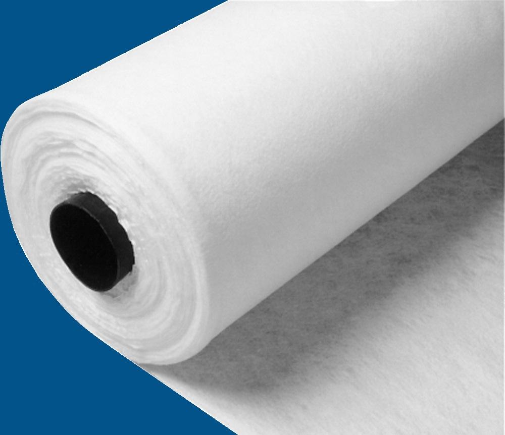 Назначение и применение синтетического нетканого материала