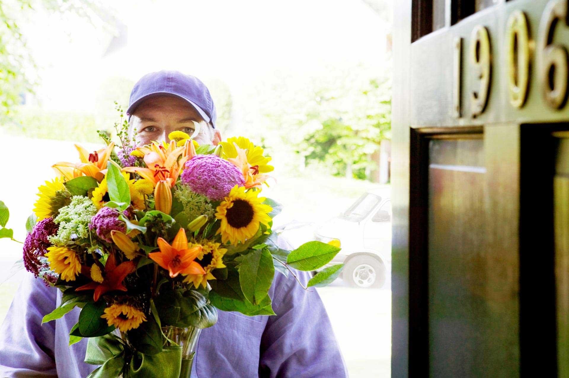 Цветы – это приятный сюрприз к любому празднику