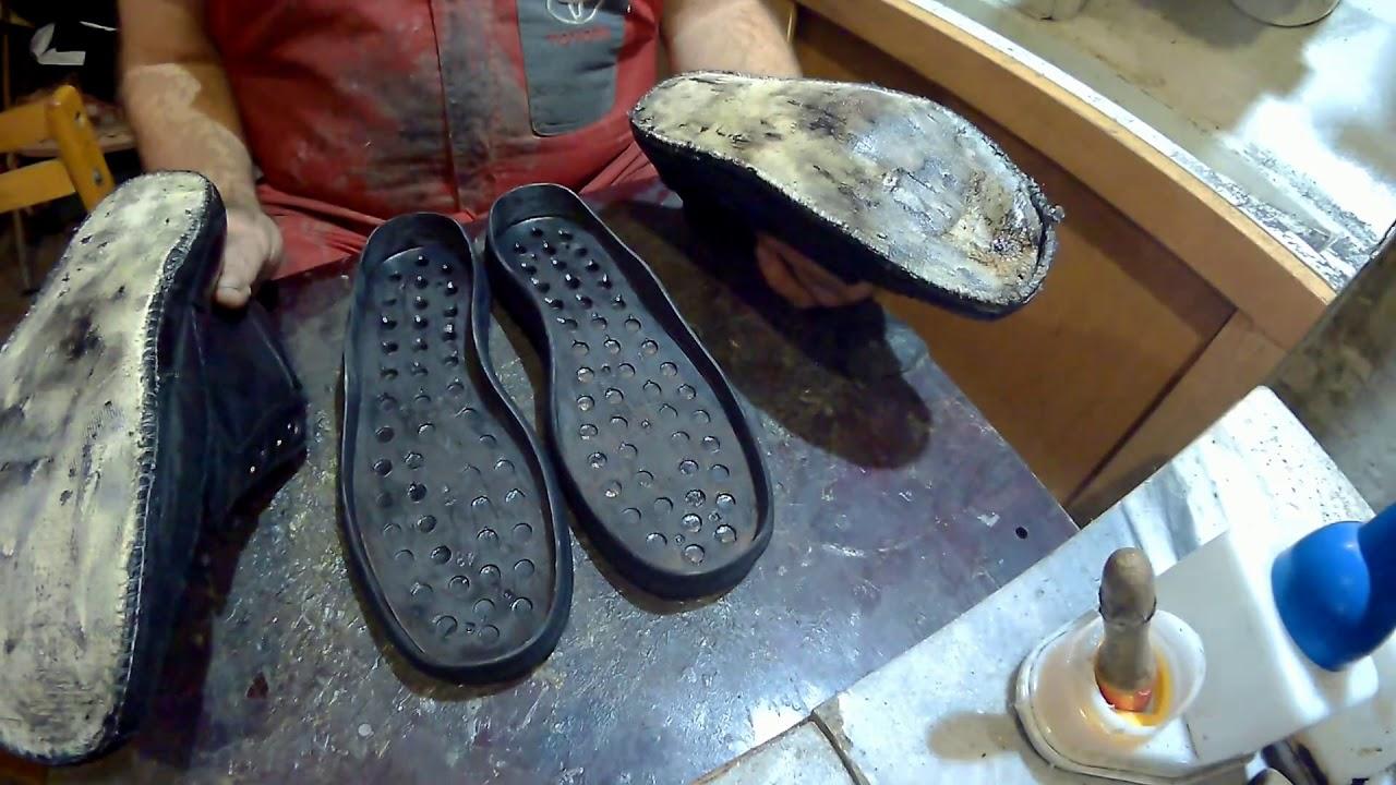 Самостоятельный ремонт обуви