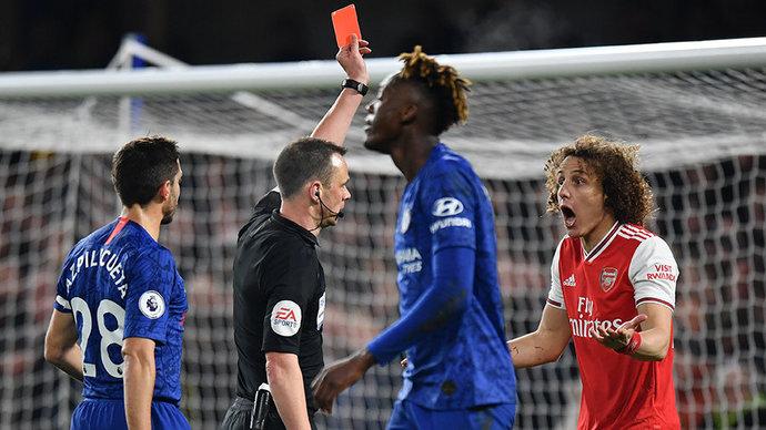 Давид Луиз не останется в «Арсенале». Зря он туда переходил