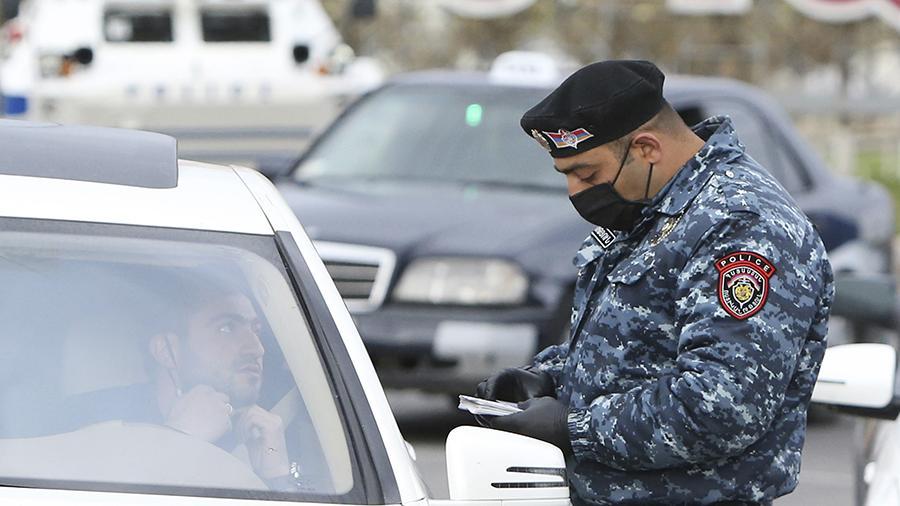 Правительство Армении продлило режим ЧП на 30 дней