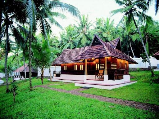 Курорт Travancore Heritage в Керале: Аюрведа + отдых