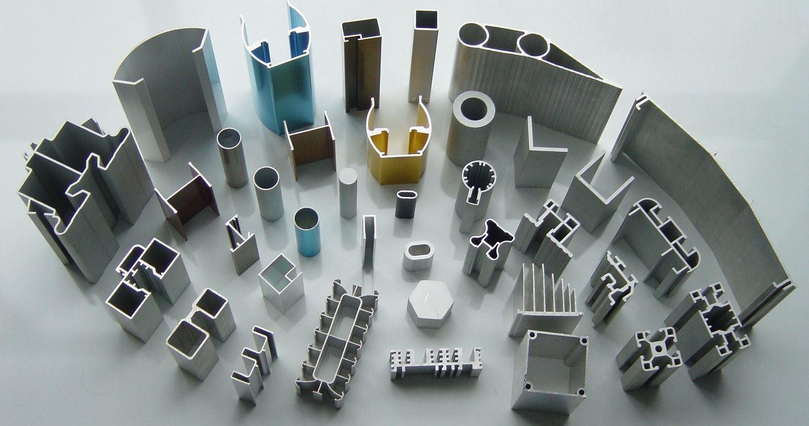 Универсальность алюминиевого профиля