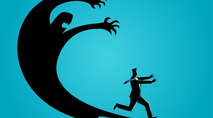 Страх перед силой и болью