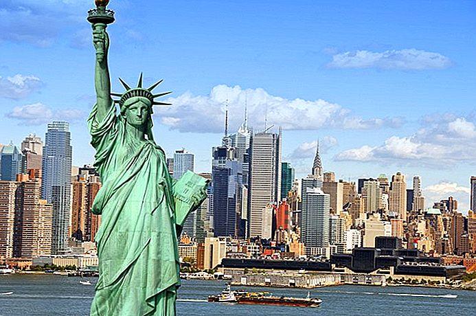 Соединенные Штаты Америки как идеальное место для путешествия