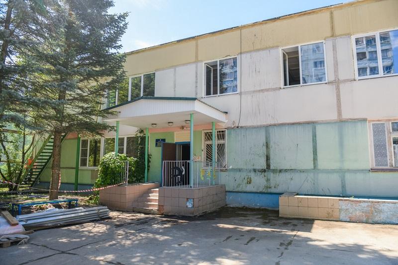 В городе смоленских атомщиков два детских сада отремонтируют к 1 сентября