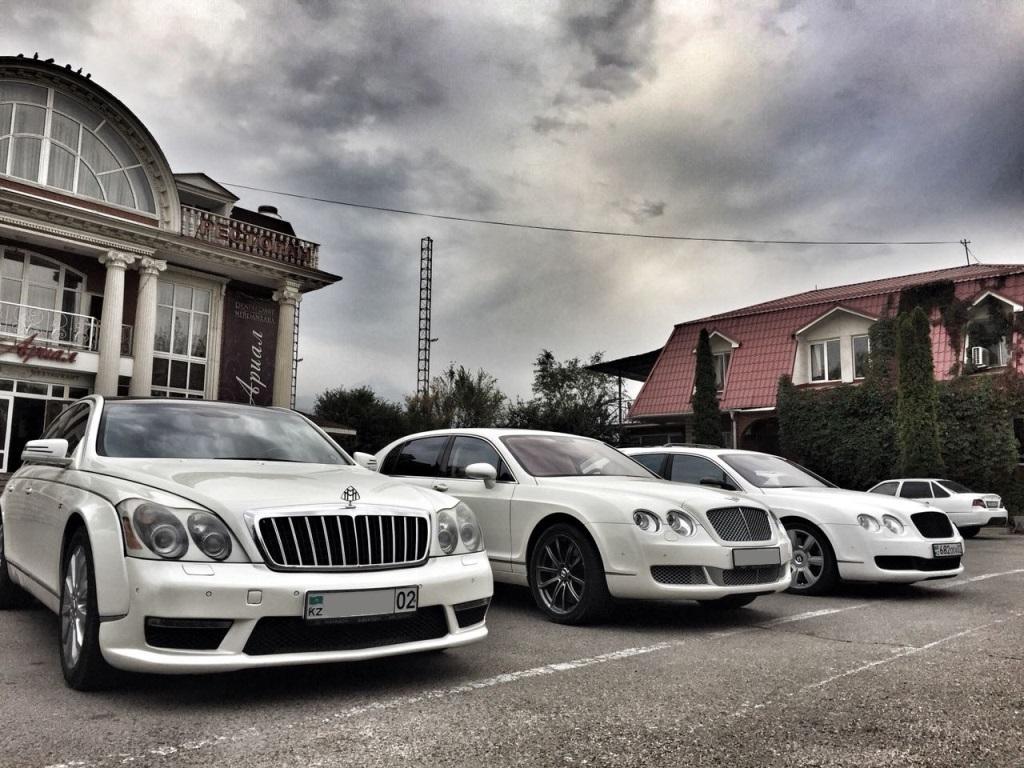 Аренда автомобилей в Алматы с минимальным залогом