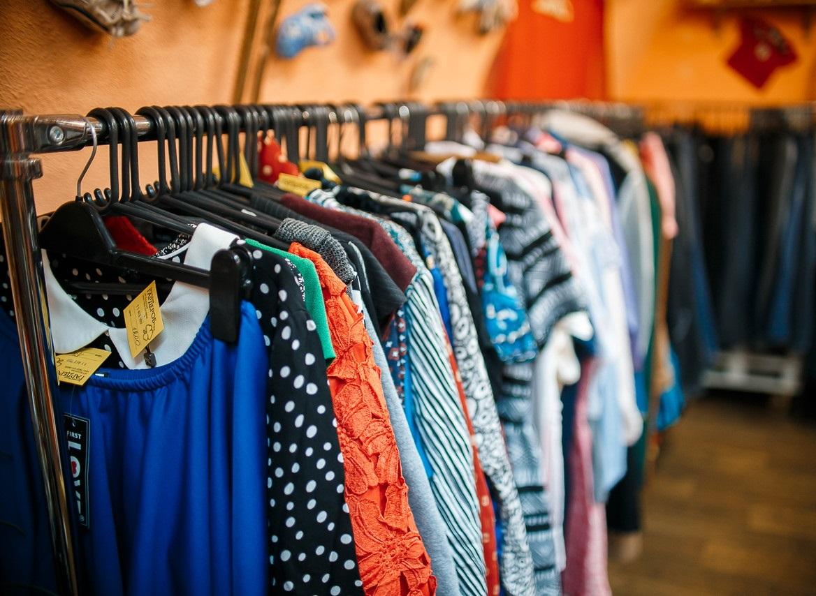 Собственный бизнес — продажа одежды секонд хенд