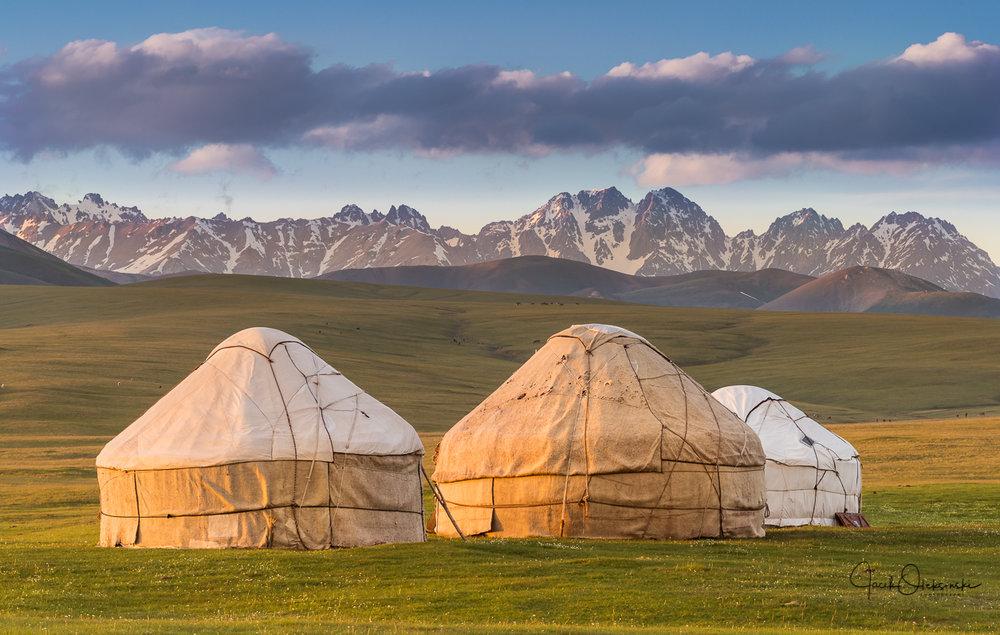 Где узнать о событиях в Кыргызстане