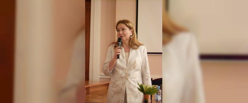 Тамара Глоба: «Успенский собор в Смоленске похож на Эрмитаж»