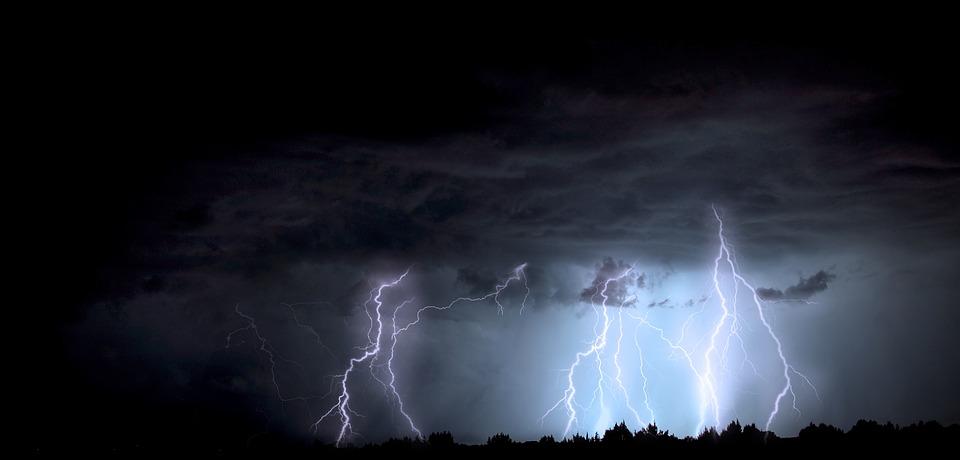 8 июля в Смоленске ожидаются сильные дожди и грозы