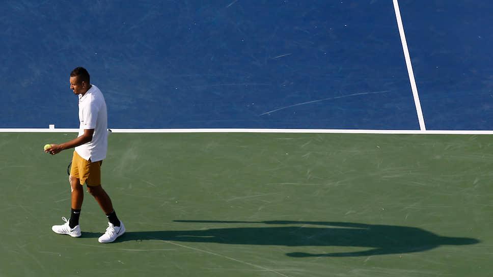 Отменен турнир ATP в Вашингтоне