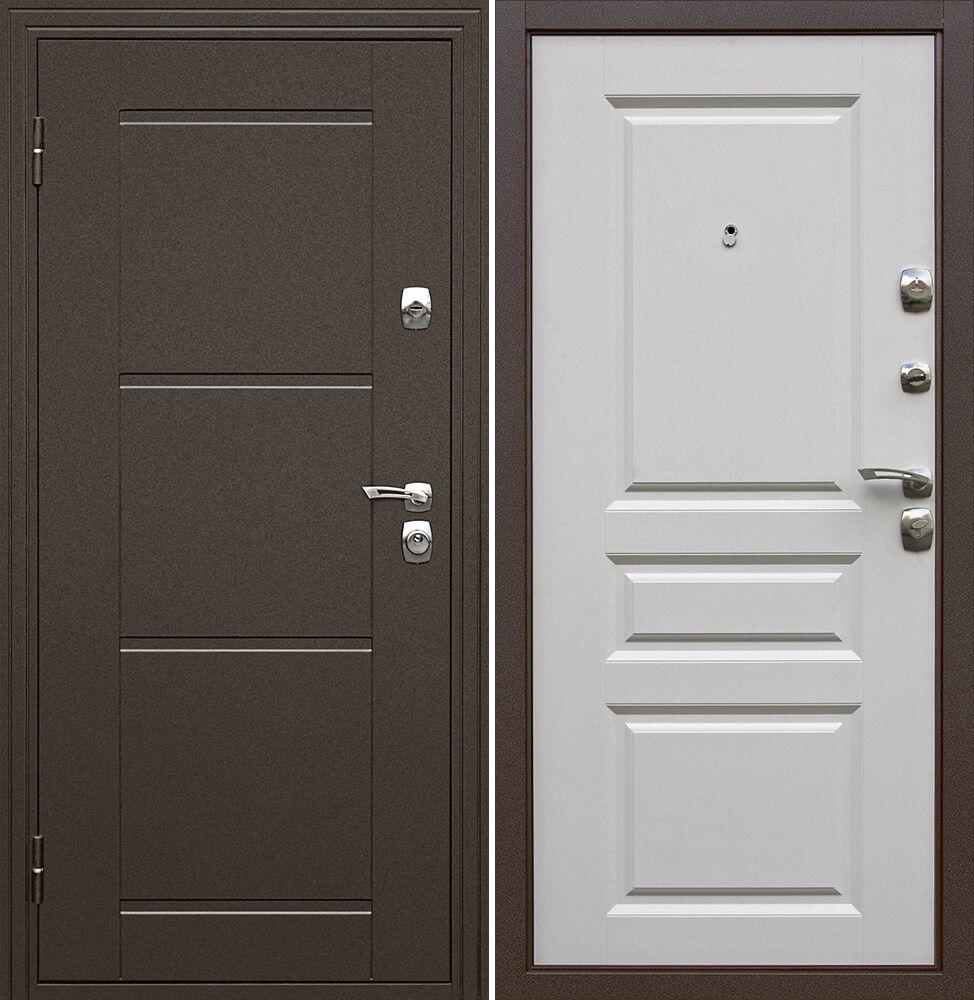 Рынок входных металлических дверей: особенности и перспективы