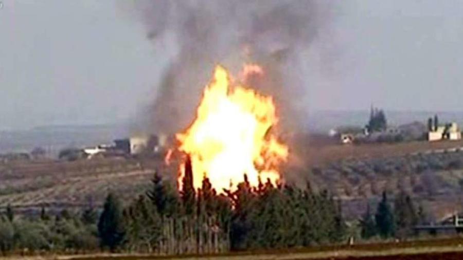 Сирийский министр назвал терактом взрыв на газопроводе