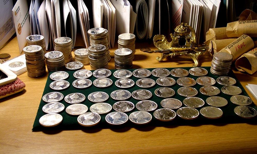 Особенности коллекционирования монет