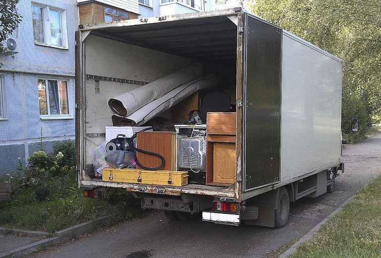Какую машину использовать для переезда?