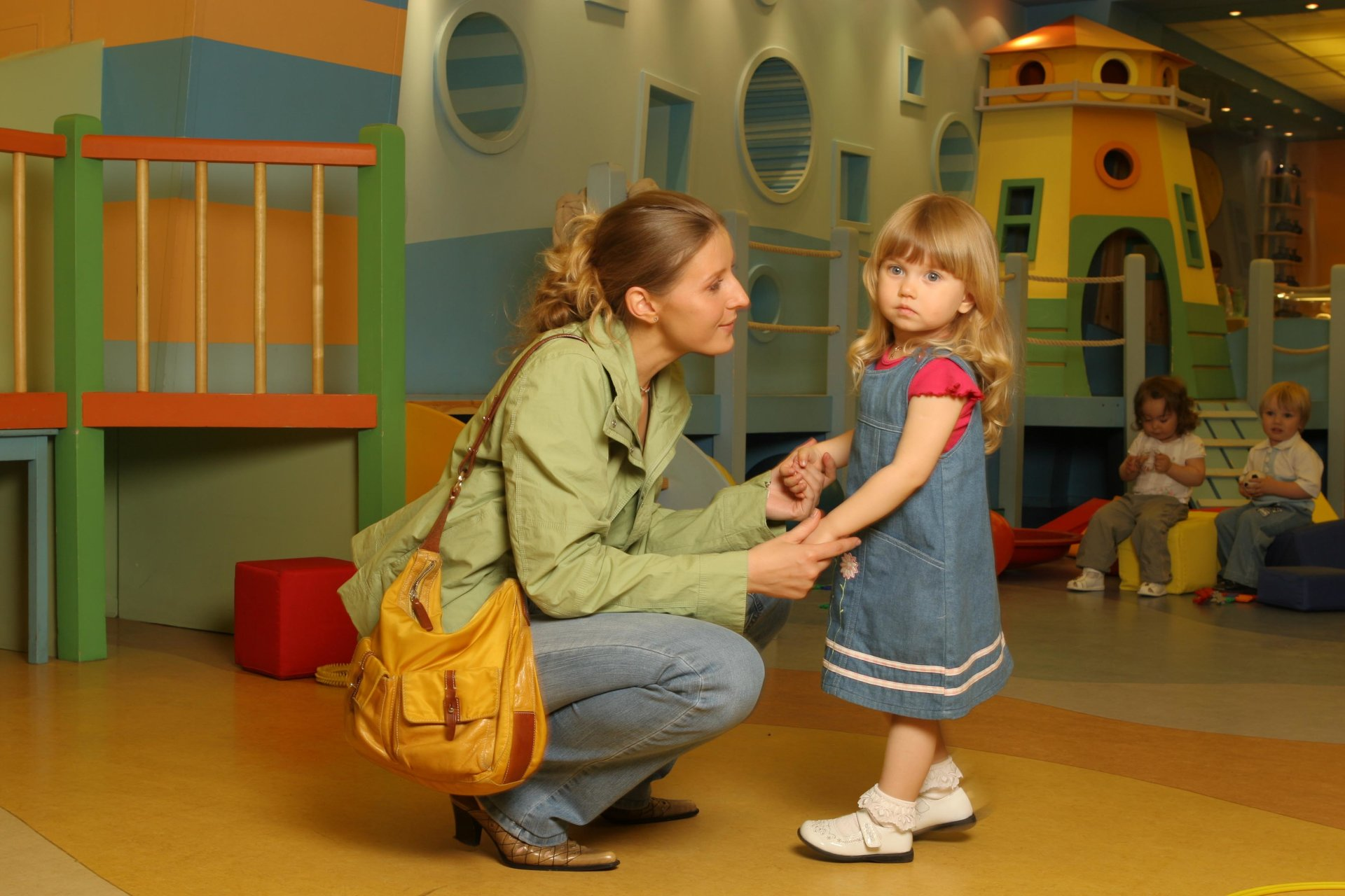 Адаптация к условиям детского сада