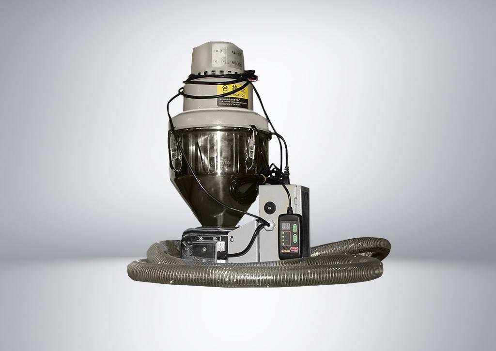 Характеристики вакуумного загрузчика