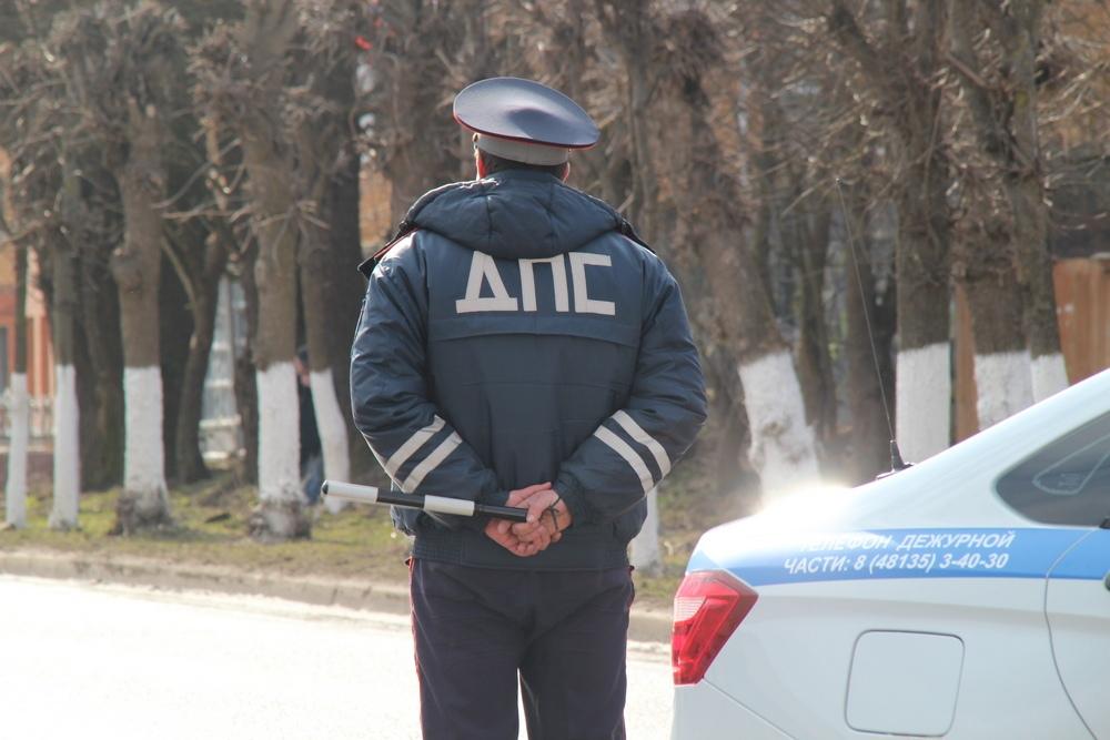 Нетрезвый смолянин напал на сотрудника ГИБДД