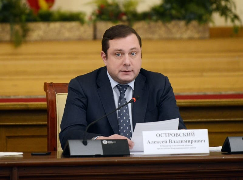 Известный политолог высоко оценил статьи губернатора Смоленской области