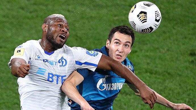 «Зенит» пошутил над «Динамо», сравнив команду Новикова со сборной России по регби