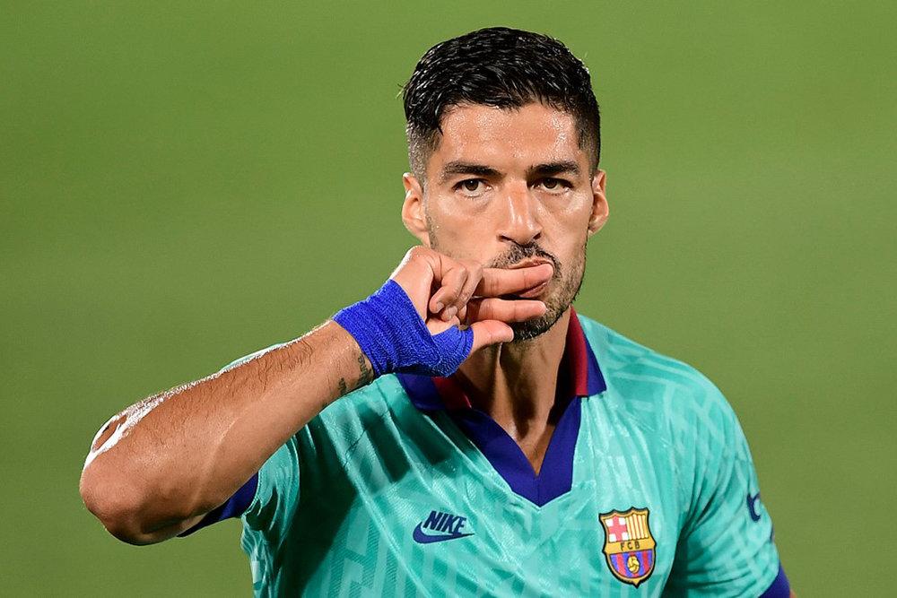 Суарес покинул «Барселону» и договорился с «Атлетико»