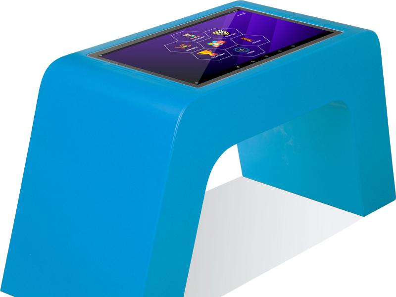 Специфика интерактивных детских столов