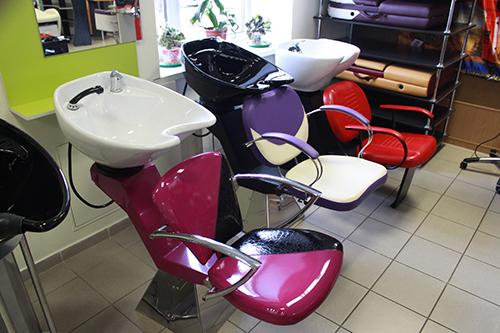 Какими бывают парикмахерские мойки?