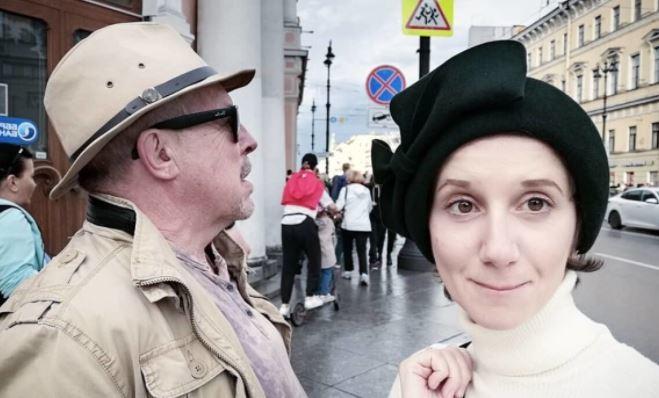 Молодая жена Макаревича впервые рассказала о личной жизни