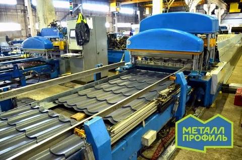 Покупка металопрофиля в Новосибирске у Компании Металл Профиль