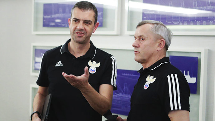 Кашшаи провел лекцию для футболистов и тренеров «Рубина»