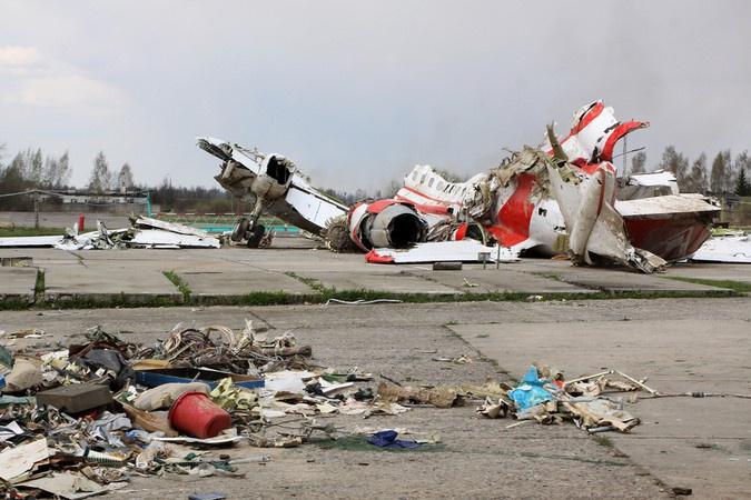 Польша решила арестовать диспетчеров, работавших при крушении Ту-154 под Смоленском