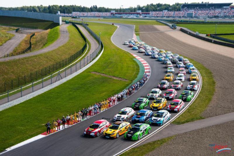 Матч ТВ покажет гонки на Смоленском кольце
