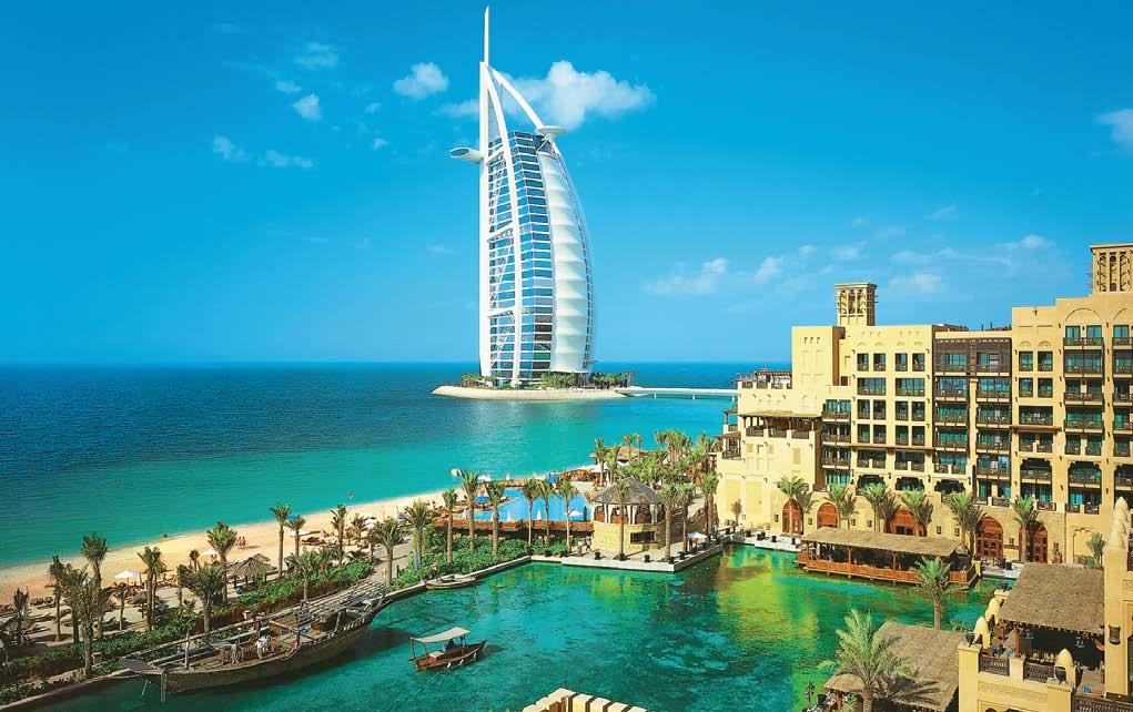 Пора отправиться в путешествие по ОАЭ