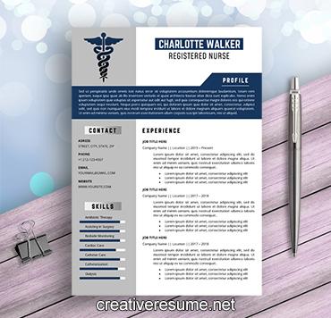 Как правильно составить resume template для медицинского работника