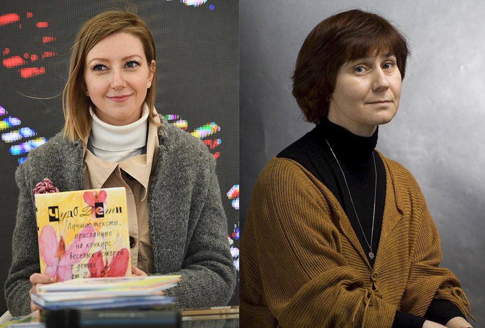 Анастасия Орлова и Марина Аромштам вошли в шорт-лист премии Чуковского