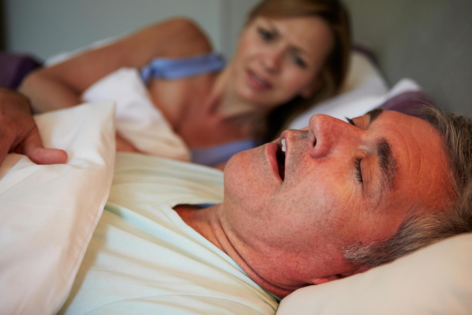 Эффективный метод устранения синдрома апноэ сна
