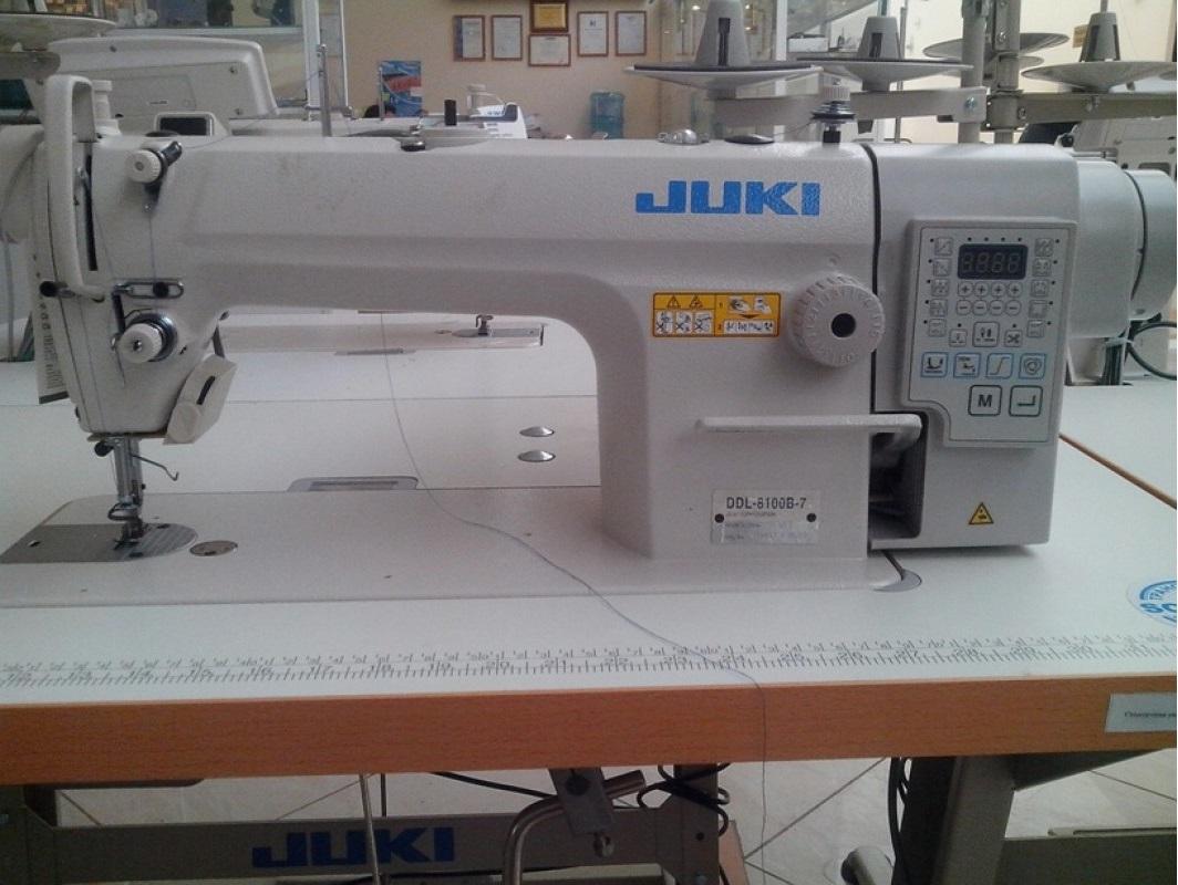 Японское качество для японских швейных машин «JUKI»